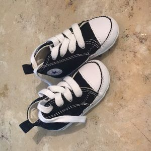 New With Box Baby Converse